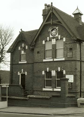 Smallthorne Library, Ford Green Road