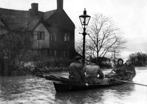 loods at Ford Green