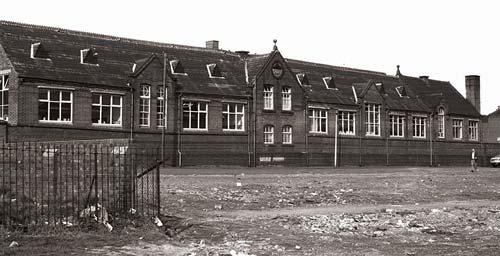 Smallthorne Middle School, Sparrow Street