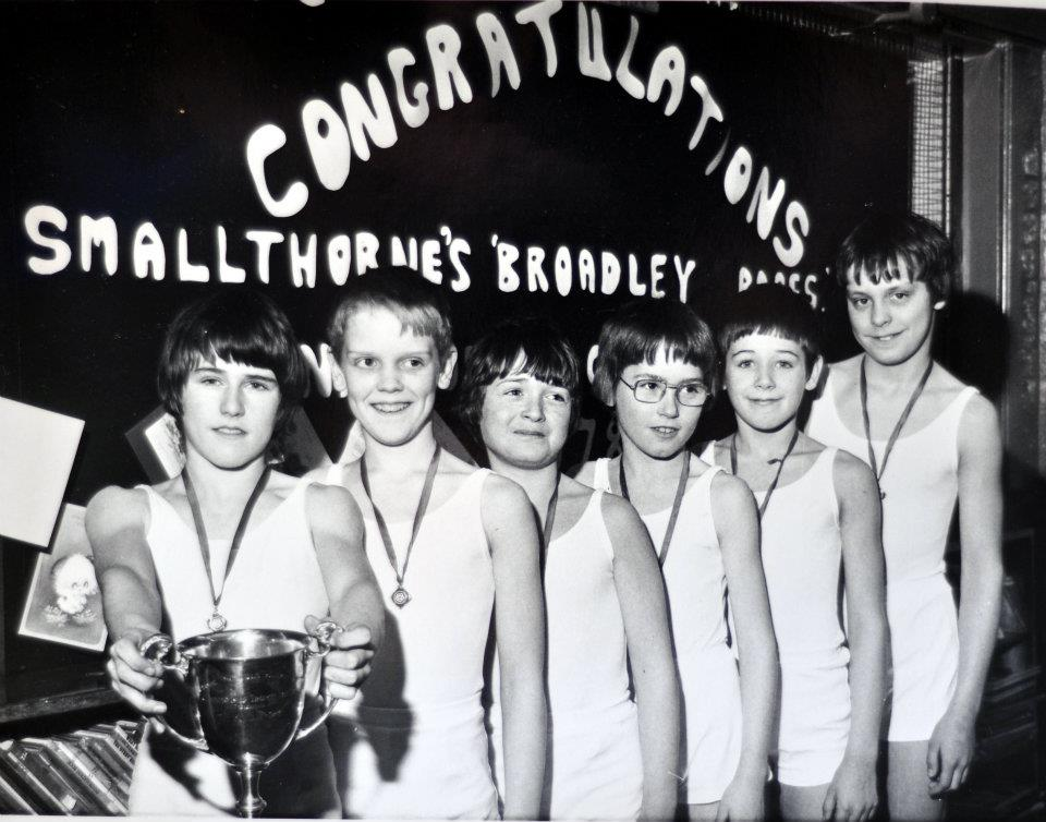 Smallthornes Broadley Babes February 1978