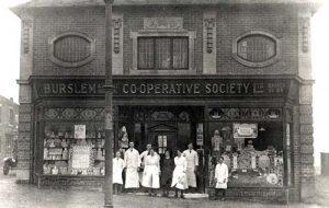 Burslem Co-operative Society, Smallthorne, Stoke-on-Trent