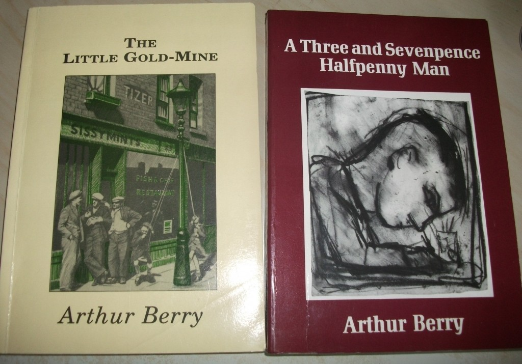 Two of Arthur Berrys Books