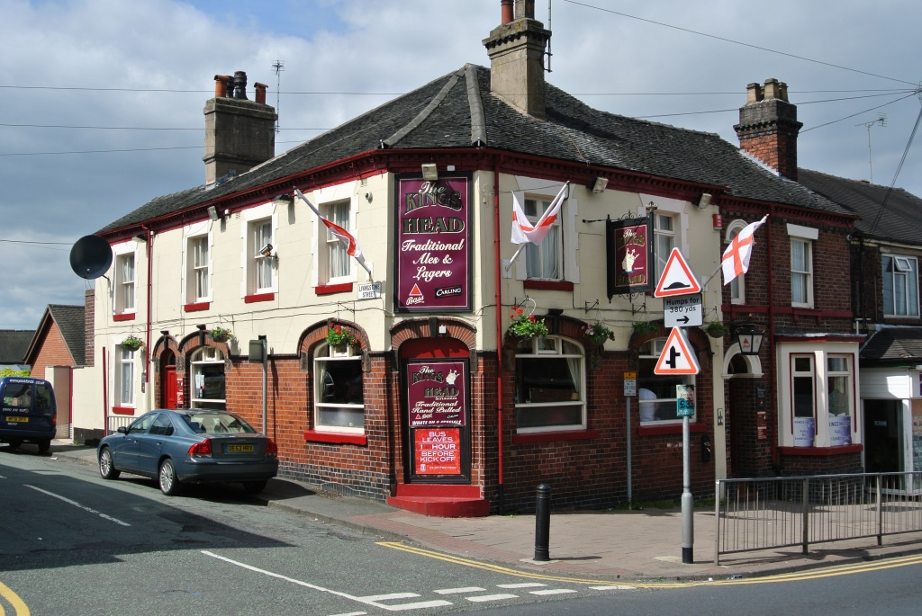 Smallthornes Public Houses – The Kings Head (Scrimmies)
