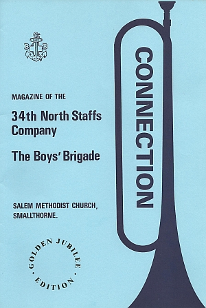 Boys' Brigade Connect – Golden Jubliee Edition