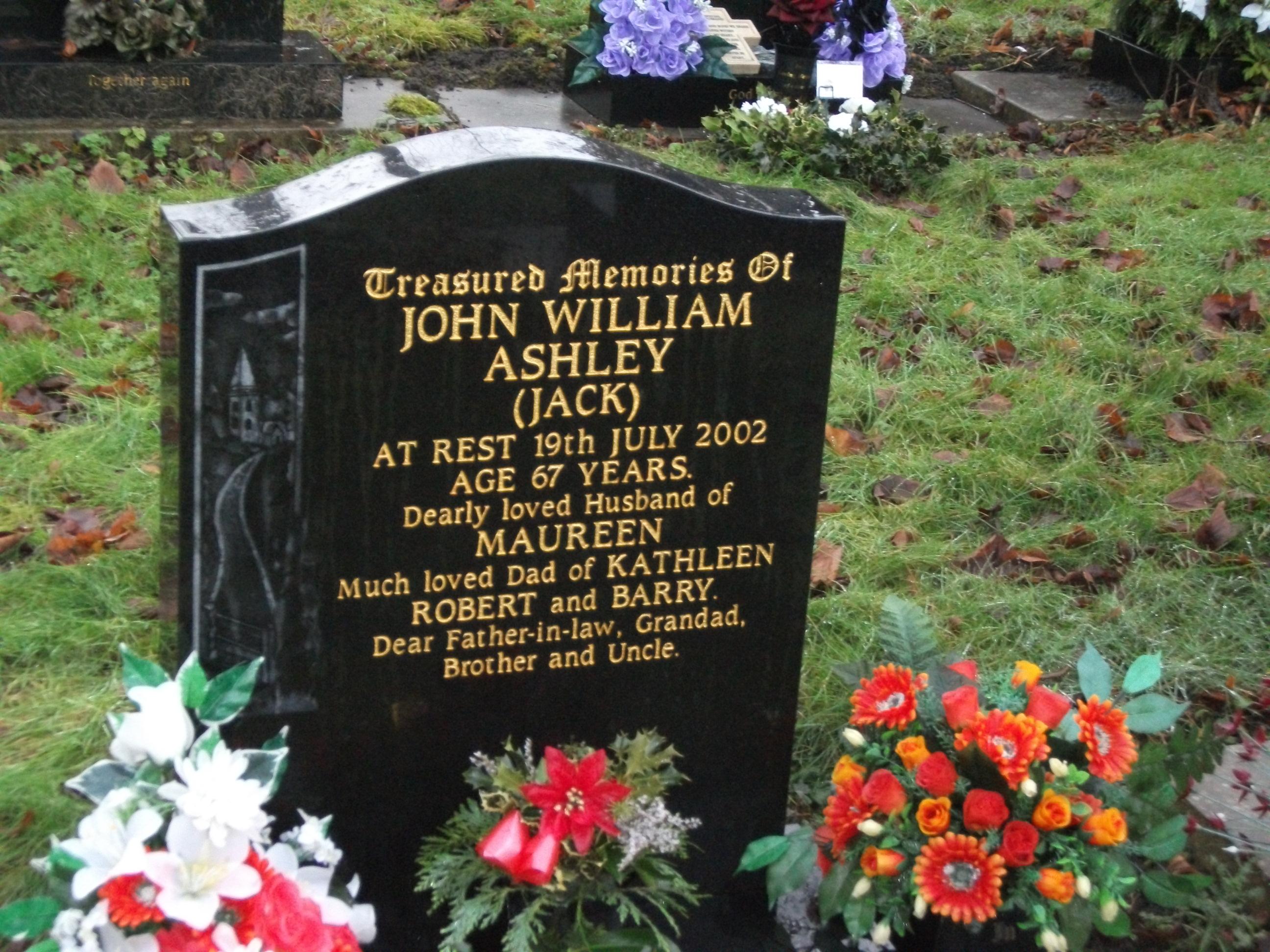 John William Ashley (Jack)