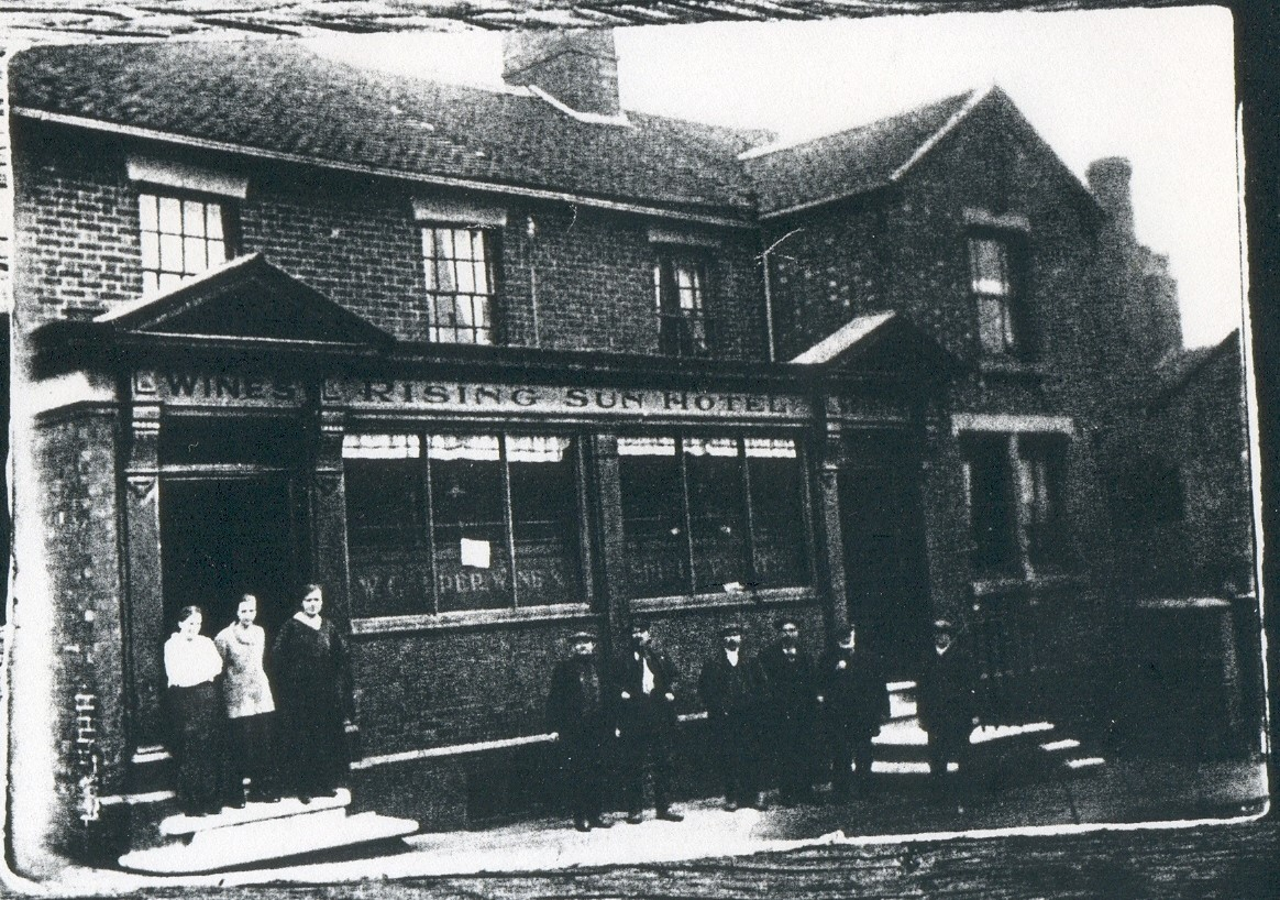 Smallthornes Public Houses – The Rising Sun