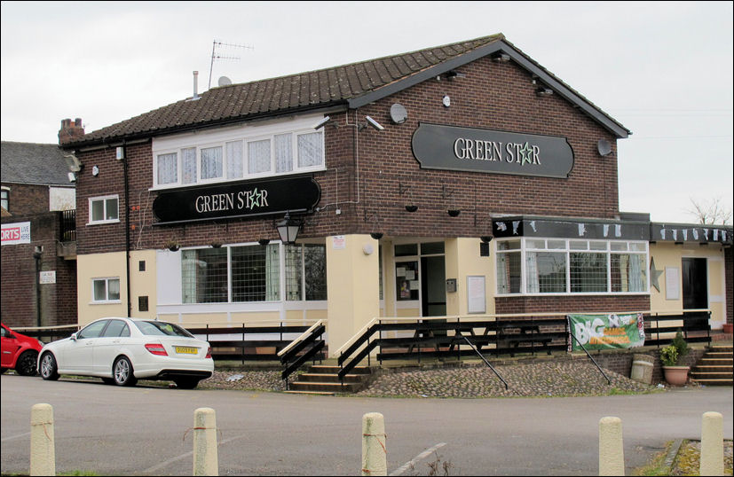 Smallthornes Public Houses – The Green Star