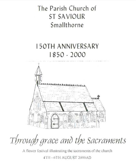 St Saviours 150th Anniversary Brochure