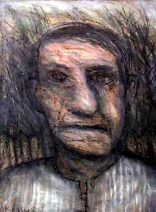 Arthur Berry's Paintings
