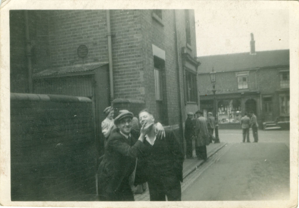 Old Photos – Chapel Lane/Leek Road