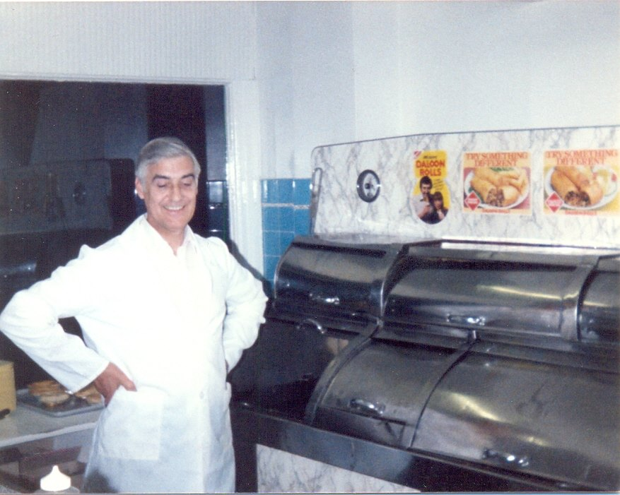 Old Photos – Top Chippy