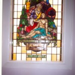 Albert Edward Davies Stained Glass Window