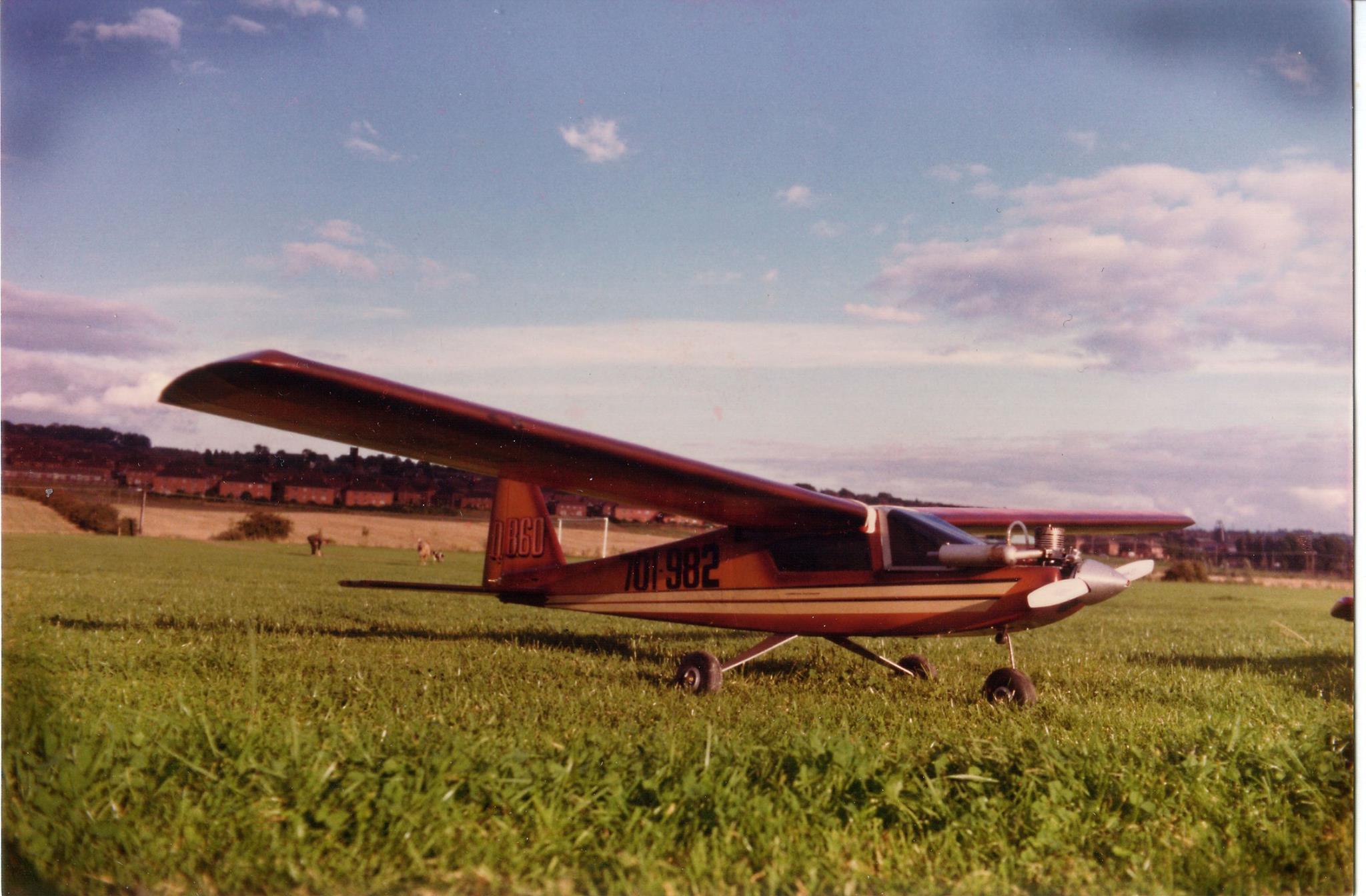 Aerial plane