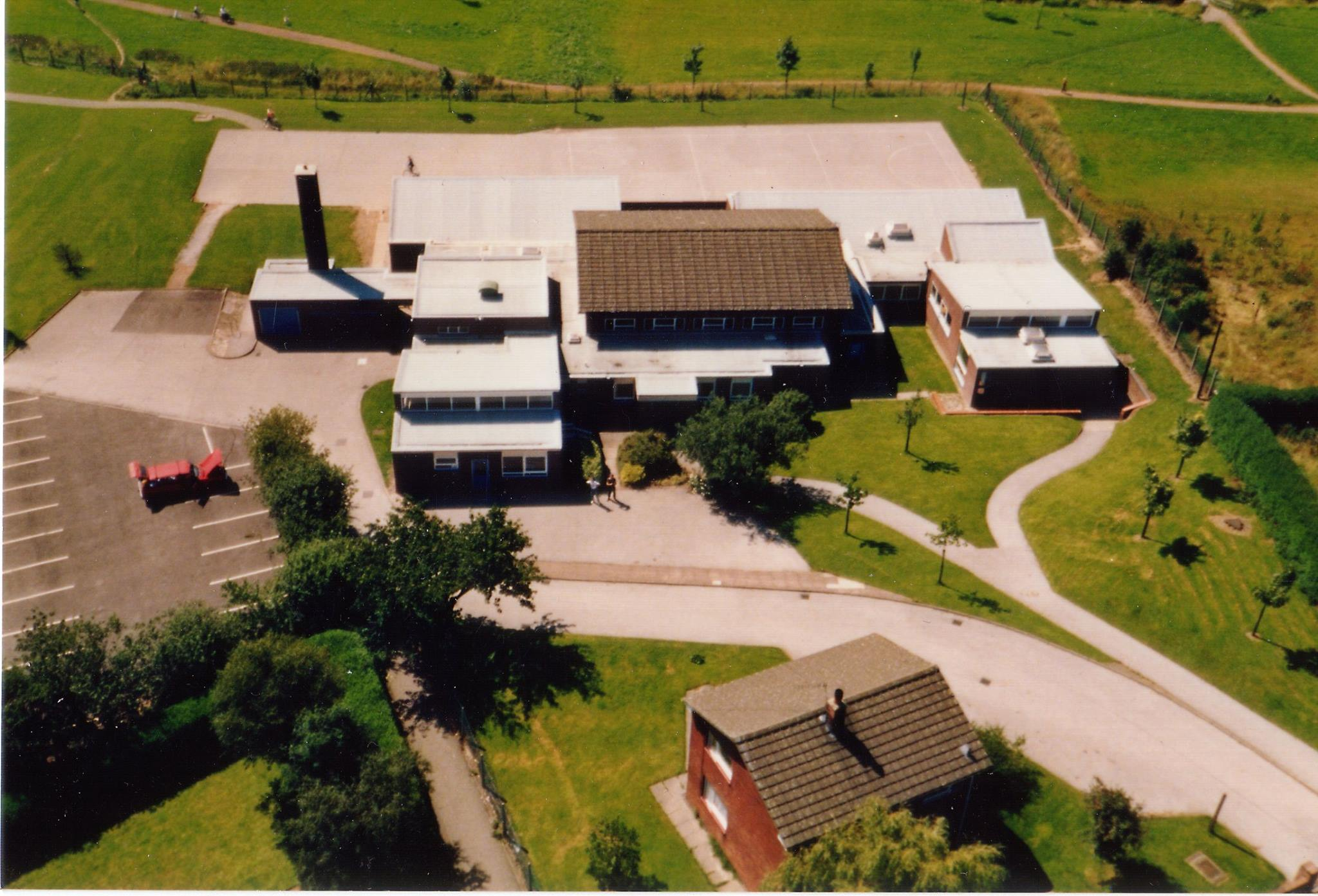 St Mary's Catholic church and school