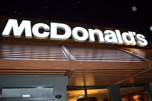 When McDonalds Came to Town – December 2014