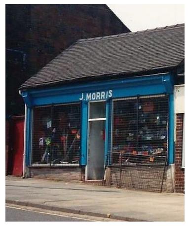 Johnny Morris' Shop