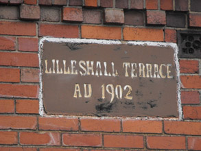 Lilleshall Terrance AD 1902