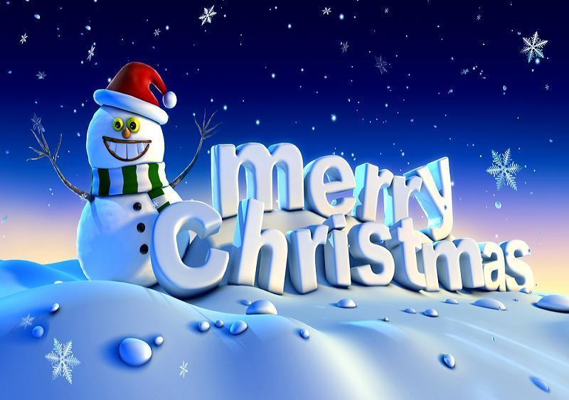 Merry Christmas Smallthorne