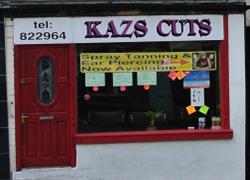 Kaz's Cuts