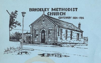 Bradeley Methodist Church Centenary 1884-1984